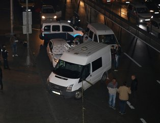 Şirinevlerde korkunç cinayet! E-5te bir kişi aracında vuruldu