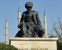 Mimar Sinan'ın ustalık eserim dediği caminin adı nedir?