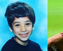 Ünlü futbolcuların çocukluk fotoğrafları