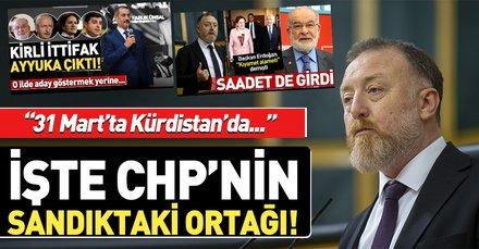 CHP, İP ve Saadet'in ortağı HDP'nin başkanından skandal sözler