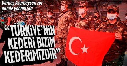 Türkiye'nin kederi bizim kederimiz