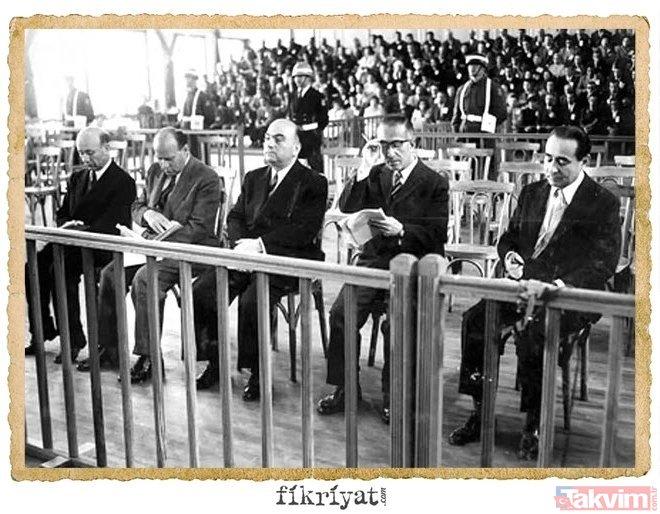 Menderes'in Yassıada'daki az bilinen fotoğrafları