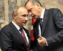 Putin'den Erdoğan'a davet