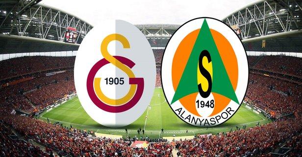 Galatasaray-Alanyaspor maçı ne zaman?