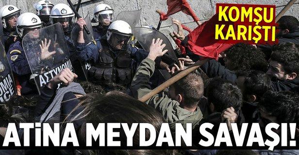 Atina Meydan Savaşı