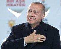 Başkan Erdoğan'dan iki sporucuya tebrik telgrafı