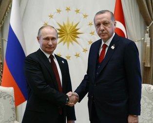 Başkan Erdoğan ve Putin açıklamıştı! Resmen kuruluyor