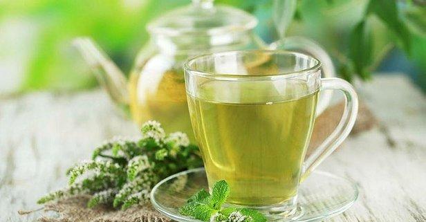 Alzheimer'a yeşil çay