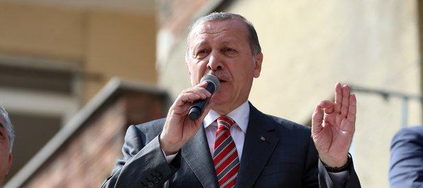 Erdoğan: AK Partide köklü bir değişime gidilecek