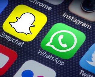 WhatsApp ve Snapchati yasakladılar!
