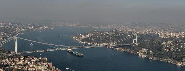İstanbul Boğazı'nın uzunluğu kaç kilometredir? İşte ilginç bilgiler