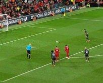 Kural değişiyor! Penaltıda dönen toplar...