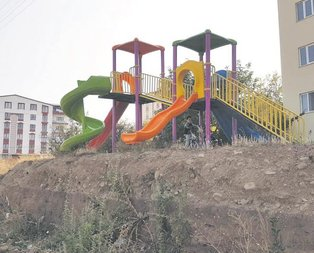 İhmale park!