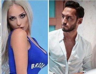 Milan'ın yıldızı Hakan Çalhanoğlu ile sosyal medya fenomeni Merve Sanay'ın mesajları ifşa oldu!