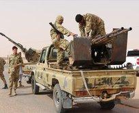 Birleşik Arap Emirlikleri'nden Libya'ya saldırı
