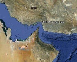 İran bir petrol tankerine el koydu