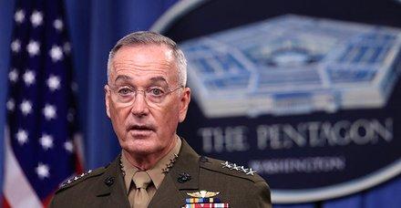 Pentagon'dan 'Suriye'de bin asker kalacak' iddiasına yalanlama
