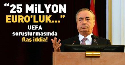 UEFA'nın, G.Saray'ın taahhütlerinde tutarsızlıklar saptadığı iddia edildi