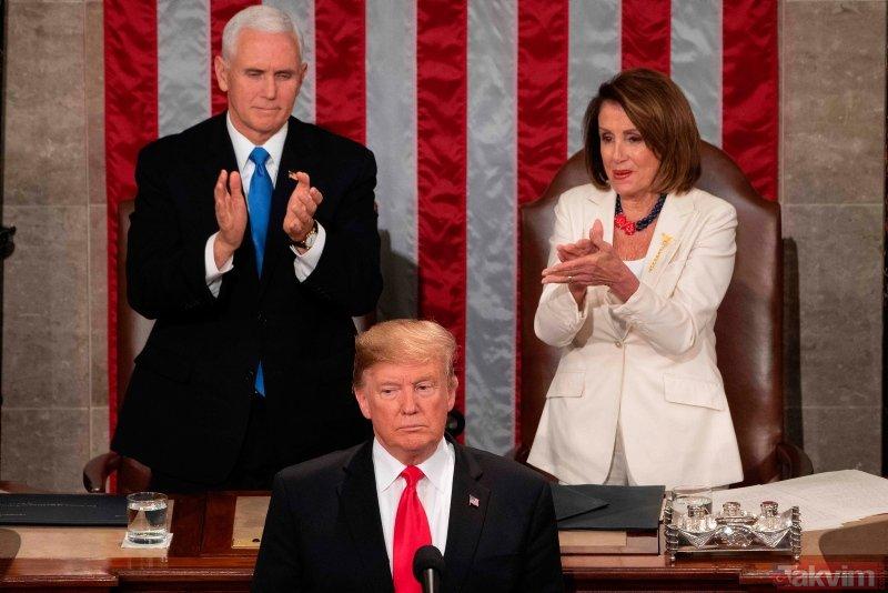 Donald Trump: Artık evlerine dönme vakti geldi