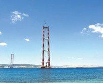 Çanakkale köprüsü yatırımları artırdı