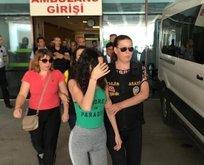 O saldırganlar Türkiye'ye iade edildi