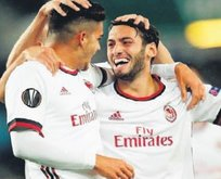Hakan'lı Milan'a UEFA'dan 1 yıl men