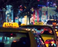 Takside yeni tarife başlıyor