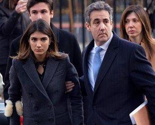 Trump'ın eski avukatı Cohen'e 3 yıl hapis cezası!