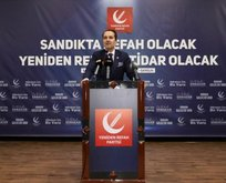 Erbakan, Babacan ve Davutoğlu'nu topa tuttu