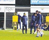 Fenerbahçe'nin kozu pres