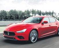 Maserati'nin hız canavarı