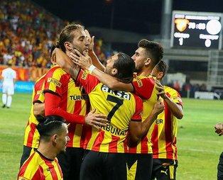 Göztepe evinde kazandı! Göztepe 1-0 İttifak Holding Konyaspor (Maç sonucu)