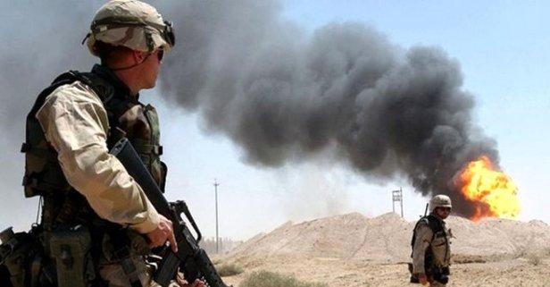 Irak'ta ABD üssüne saldırı! 17 füze atıldı