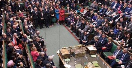 İngiltere Parlamentosu Brexit için ikinci kez referandum yapılmasını reddetti