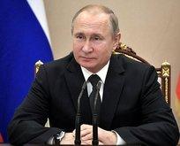 Putin INF için Güvenlik Konseyi'ni topladı