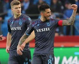 Son dakika: Sosa'dan Trabzonspor'a kötü haber! Yıldız isim Fenerbahçe karşısında forma giyemeyecek
