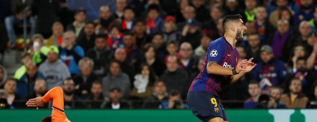 Şampiyonlar Ligi'nde VAR skandalı! Camp Nou'da isyan