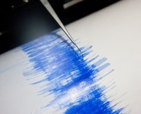 Ege Denizinde korkutan deprem