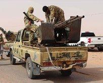 Libya ordu sözcüsünden Sirte ve Cufra açıklaması!