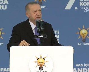 SON DAKİKA: Başkan Erdoğan: İzmir'de evi yıkılan vatandaşlara yenileri teslim edilecek!