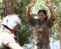 PKK/KCK terör örgütünden kaçan teröristler teslim oldu