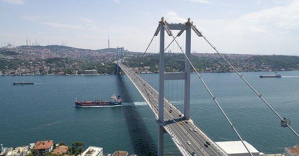 15 Temmuz Şehitler Köprüsü'nde çalışma ne zaman bitecek?