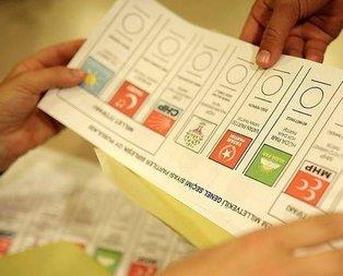 Seçim günü izlenilecek 13 adım! Seçmene 13 adımda oy verme günü rehberi