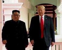 Tarihi Donald Trump ve Kim Jong-un zirvesi