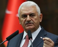 Başbakan Yıldırım'dan F-35 skandalına sert tepki