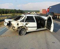 Osmaniye'de feci kaza: 2 ölü