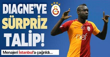 Al Hilal Diagne için Galatasaray'a teklif yaptı