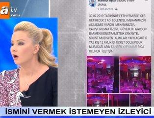 Müge Anlı'da son dakika Burhan Aykurt gelişmesi: Mahmut Aykurt gözüne kestirdiği kadınları...