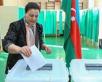 Azerbaycan'da cumhurbaşkanlığı seçimi