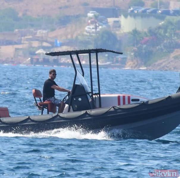Kıvanç Tatlıtuğ av botuna 300 bin TL harcadı